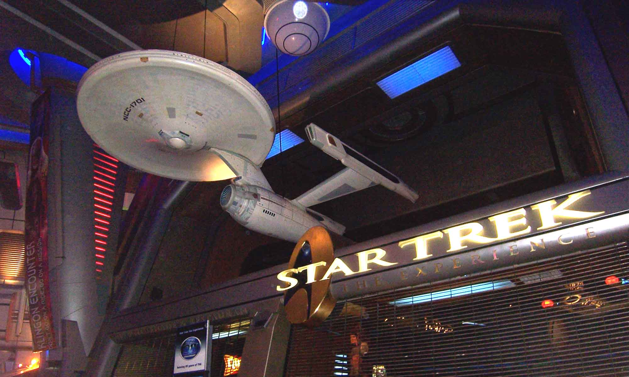Star Trek: The Experience
