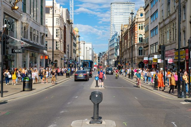 Oxford Street - sights to see in london