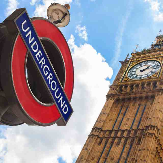 Top 10 sites in London