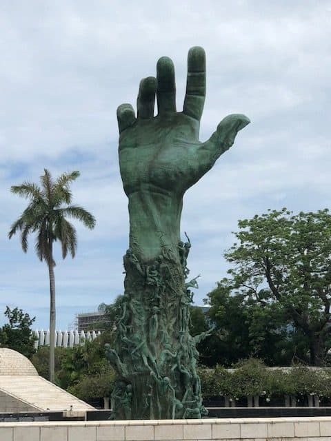 The Holocaust Memorial. unique things to do in miami