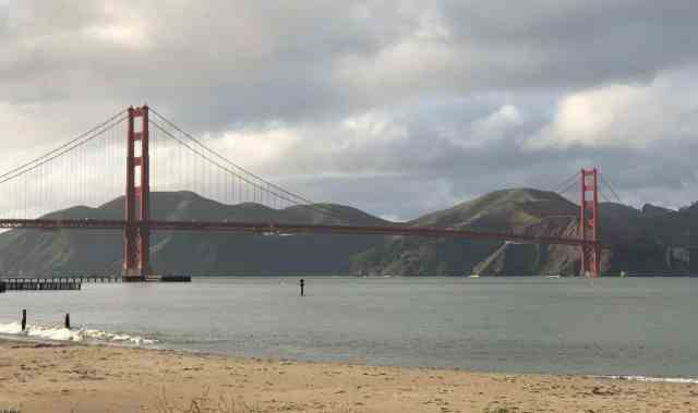 Golden Gate Bridge - san francisco to do things and the best attraction san francisco