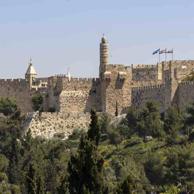 Top 10 sites in Jerusalem, Israel