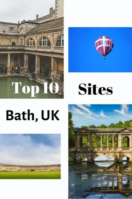 Top 10 sites in Bath England, Bath England, Bath England things to do, Bath somerset england uk, bath town england uk, bath visit england uk, bath uk travel, bath uk things to do, england bath united kingdom, #BathUK #BathEngland #Bath #TheTopTenTraveler