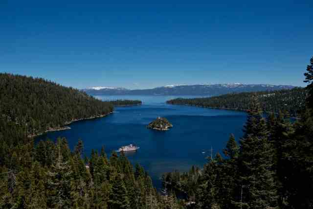 Emerald Bay State Park - best campground in california