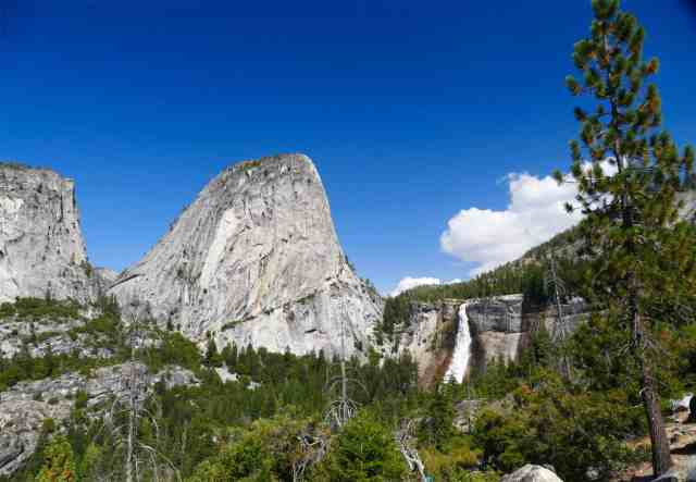 Yosemite National Park -best camping sites in california. it is close to sequoia national park