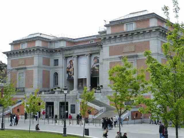 De Prado Museum. Visiting a museum is one of the top things to do in madrid. madrid to visit