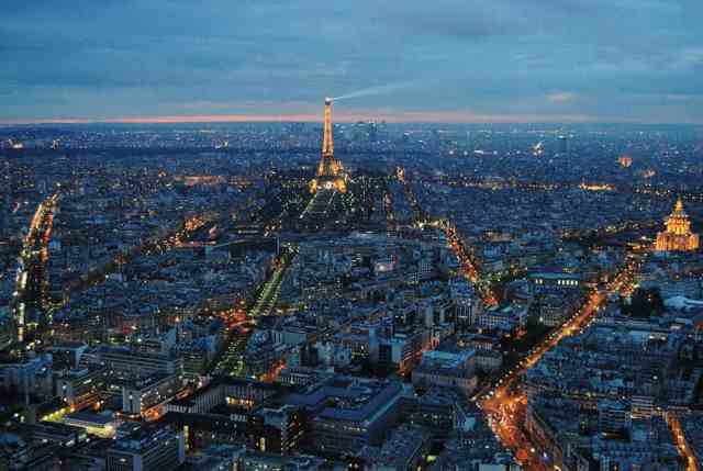 the view from Tour Montparnasse is one of the most beautiful things to see in paris, things do paris