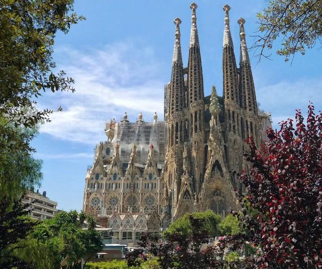 La Sagrada Família - best of barcelona spots