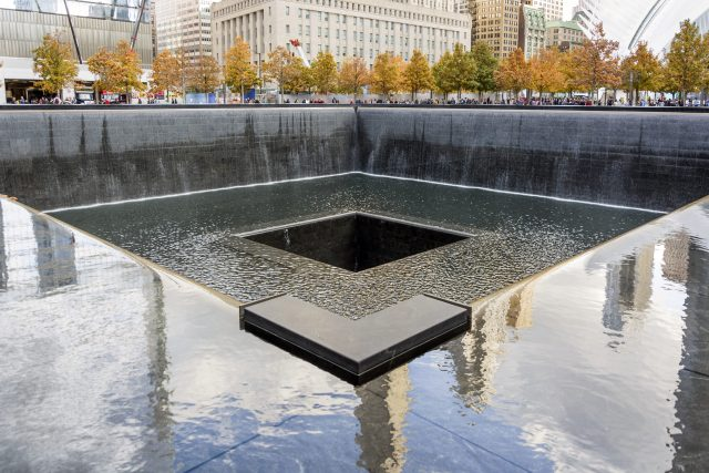 9/11 museum at new york. one of the top