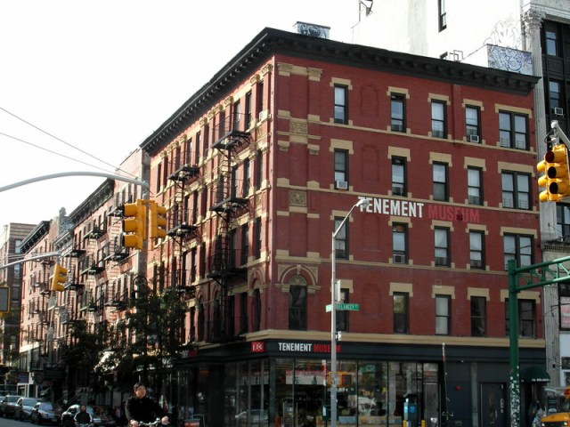 Tenement museum - new york-museums, best museums nyc