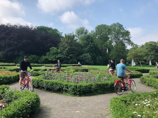 Vondelpark is one of the best places to visit in amsterdam