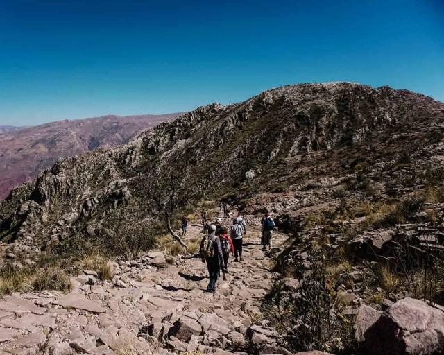 The inca Trail - bolivia where, bolivia things to do