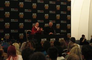 Chris talks Red Dwarf. MCM Midlands, Feb 2015