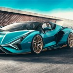 2021 Lamborghini Sian Roadster Is A Hybrid Supercar That S Already Sold Out The Torque Report