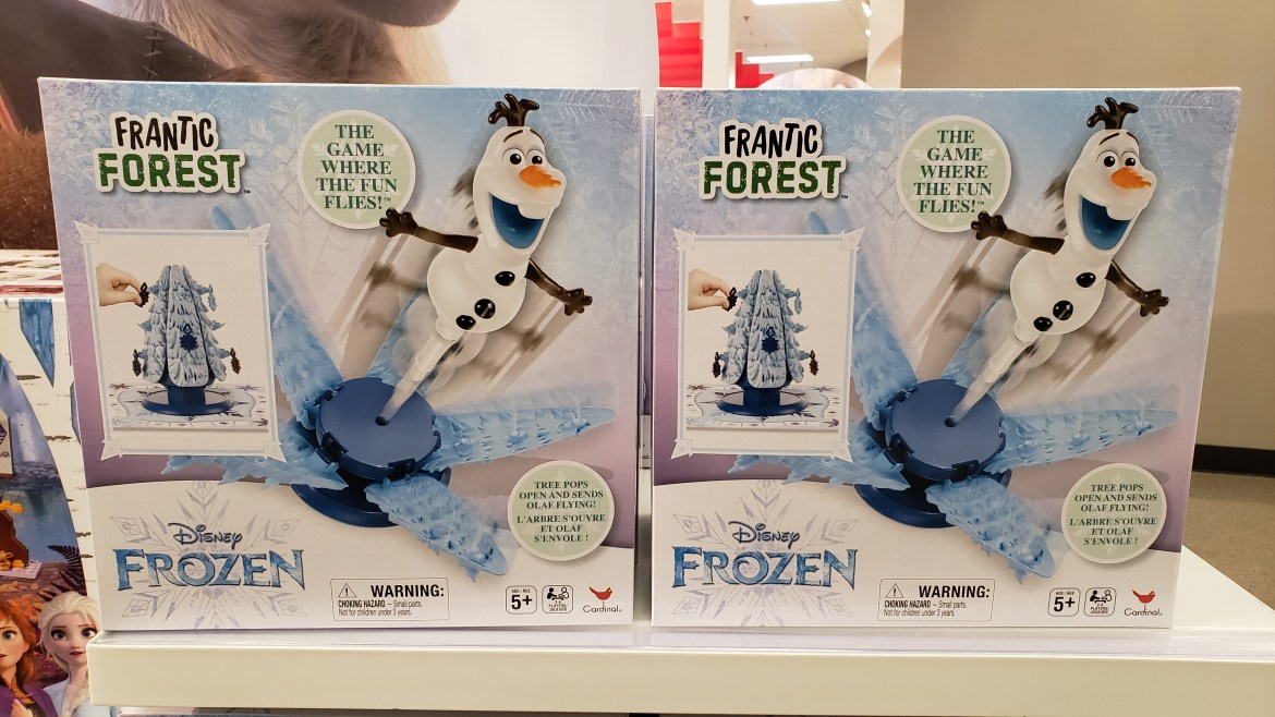 New Frozen 2 and Star Wars at Target