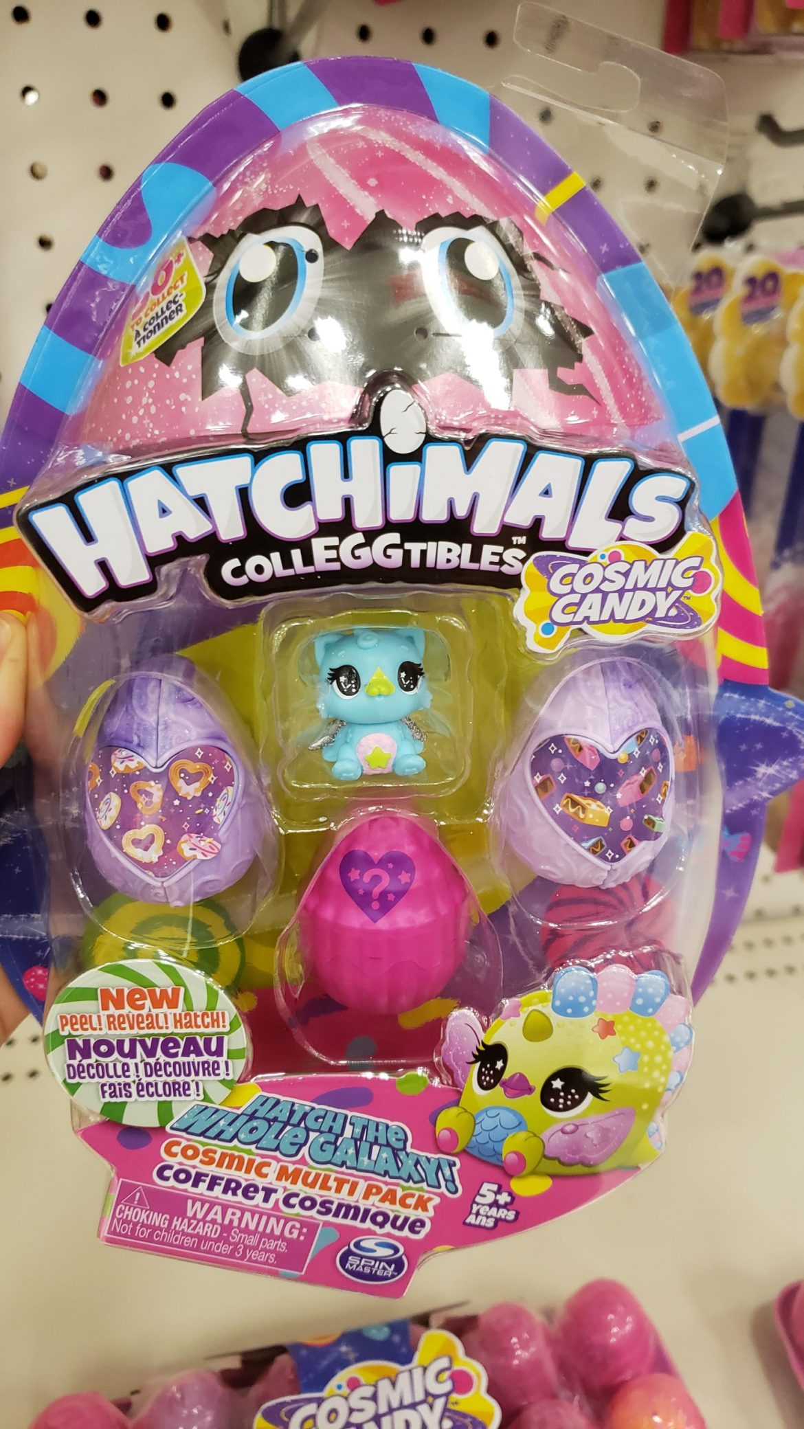 Hatchimals Colleggtibles Cosmic Candy Spotted at Target
