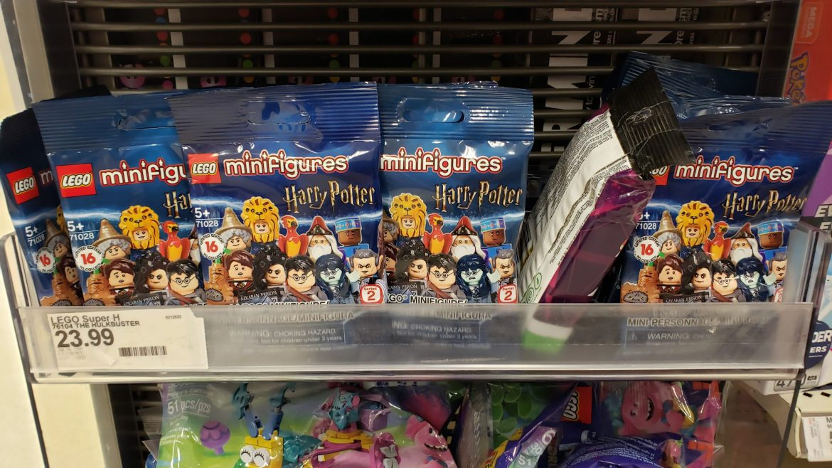 Lego Harry Potter Minifigures Series 2, Mega Construx Halo Infinite, Transformers Now Available at Target