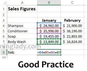Formula Basics in Excel