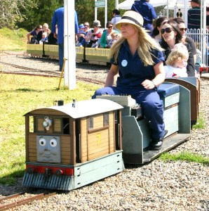 Toby the Tram Engine is based on a steam tram which ran passenger services pulling carriages like his famous carriage Clarabel.