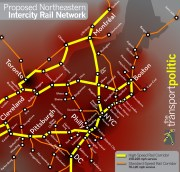 Northeast High Speed Rail Network