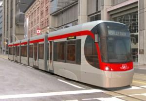 Future Toronto Streetcar