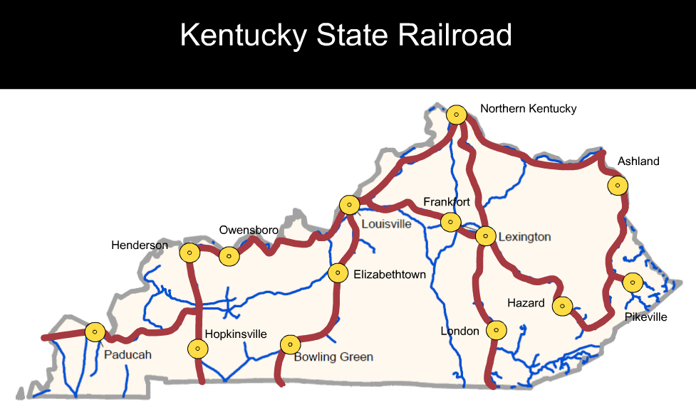 Rail Becomes an Election Issue in Kentucky; Could it Become ... on kentucky population map 2014, kentucky utility map, kentucky state map, kentucky national parks map, kentucky attractions list, west virginia kentucky border map, kentucky highway map, kentucky area map, tug fork river west virginia map, kentucky transportation map, kentucky industrial map, kentucky aviation map, southern nh new hampshire map, i-65 kentucky map, kentucky lake map, kentucky major products, mountains of new york map, kentucky county map, kentucky map with capital, kentucky manchester map,