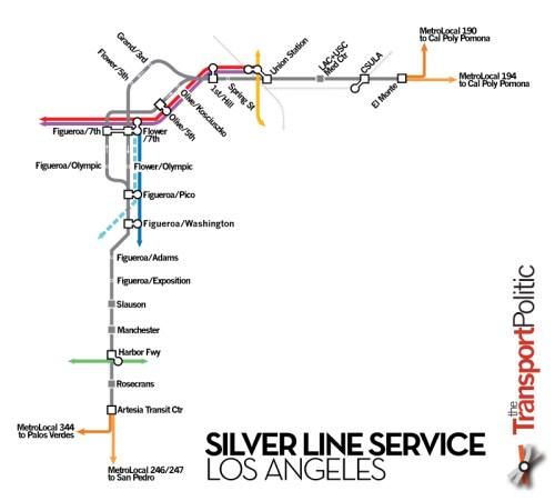 Silver Line Service