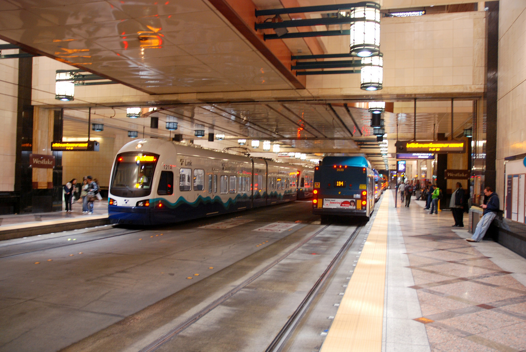 Seattle's North Link Light Rail, Originally Considered for