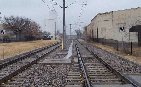 North of Dallas, a New Commuter Rail Line that Never Makes