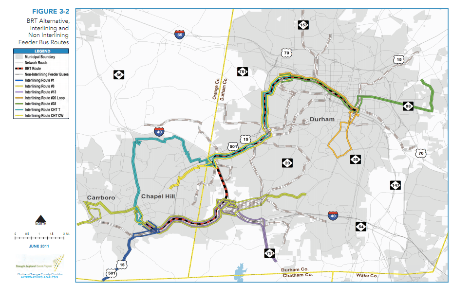 But Local Officials Have Recommended Light Rail Primarily Because Of Its Perceived Transit Oriented Development Potential This May Be A Short Sighted