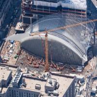 World Trade Center transportation center