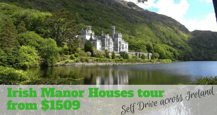 Irish Manor Houses