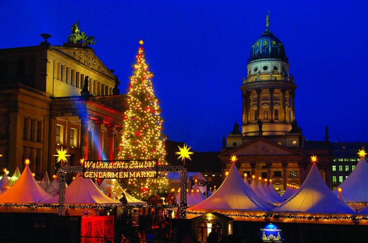 German christmas markets Escape Berlin