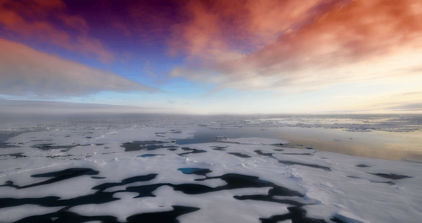 ponant arctic cruise fire and ice
