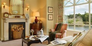 Ballynahinch Luxury ireland Castle Hotel - riverside suite