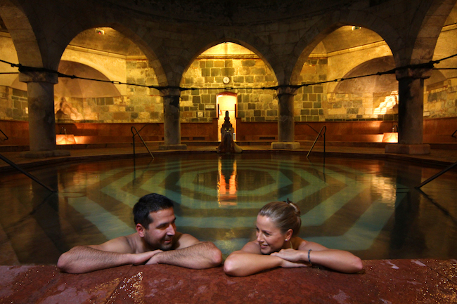 Taking the Waters in the International Spa City of Budapest