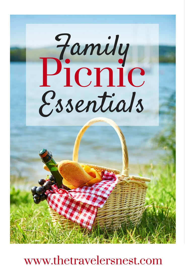 Family Picnic Essentials: Must-Haves for Dining Outside