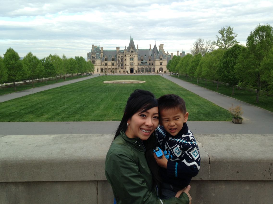 Biltmore Estate with Kids