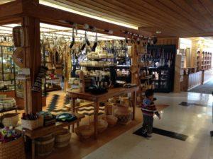 Qualla Arts and Crafts in Cherokee North Carolina