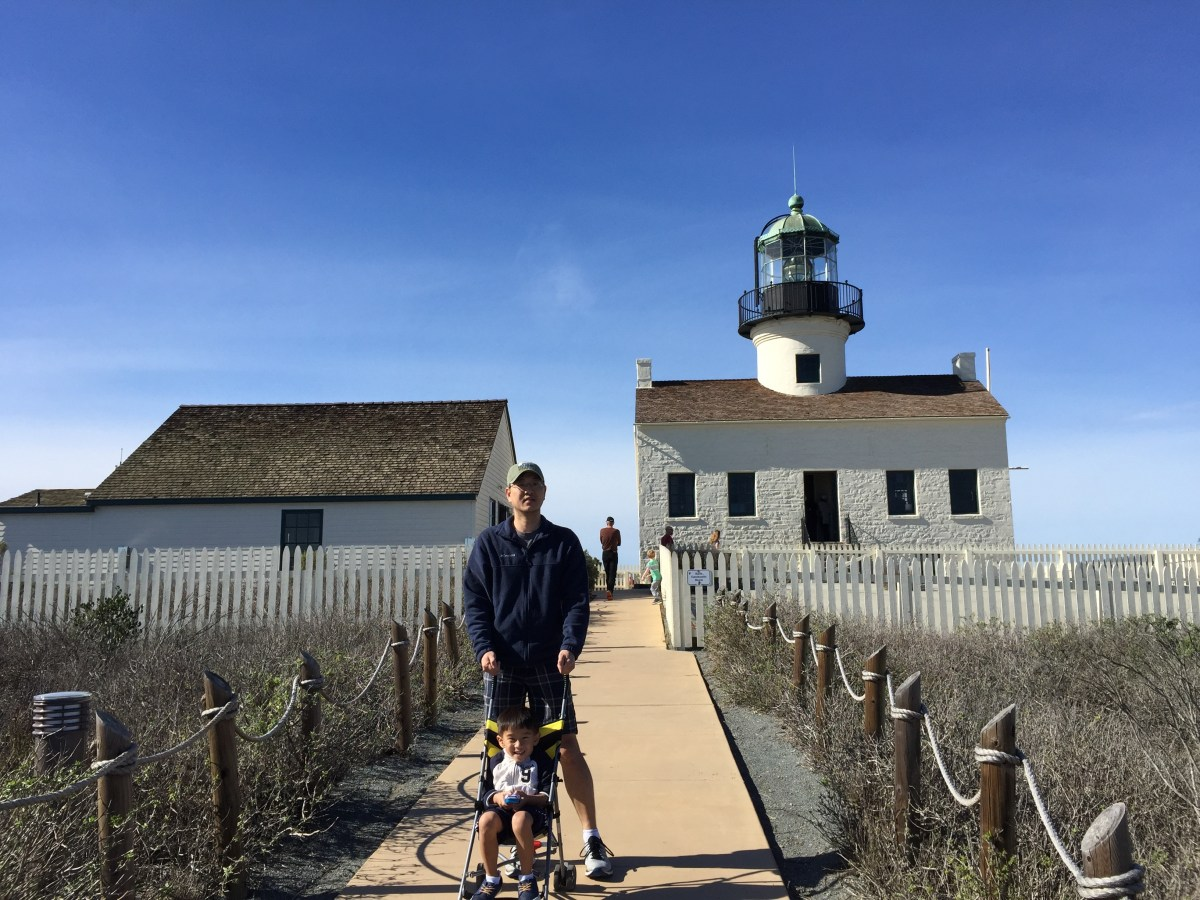 Tips for Visiting Cabrillo National Monument with Toddlers