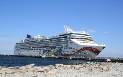 NCL to offer UK cruises?