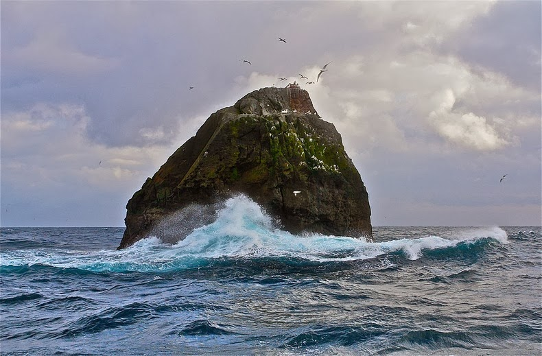 The world's most inaccessible places: Spotlight on Rockall