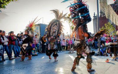 Ciudad de México: Overlander Ross Ruddell explores Mexico City