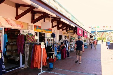 Knysna souvenir shopping Garden Route, South Africa