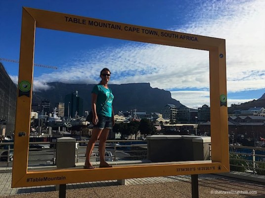 Table mountain frames Cape Town