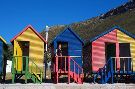 Beach Houses in Muizenberg