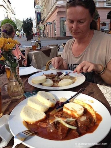 food Karlovy Vary Carlsbad