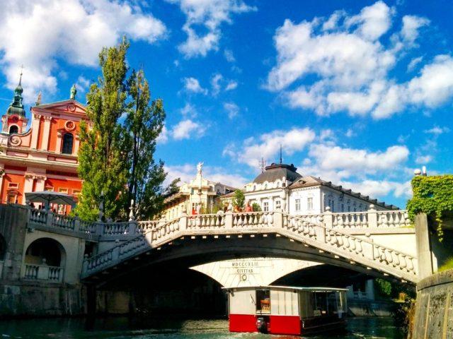 slovenia-triple bridge