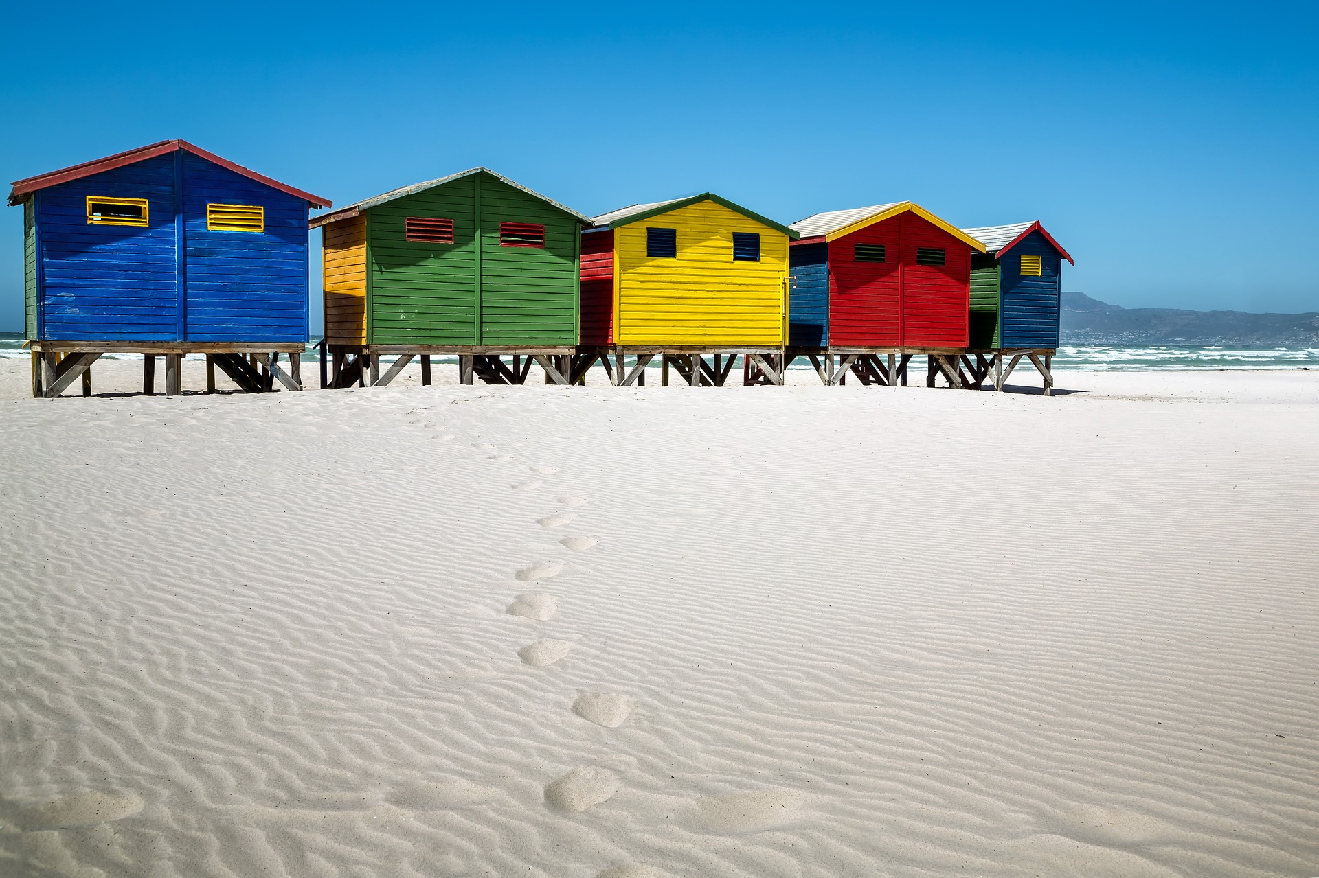 Best Beaches In Cape Town The Travelling Pinoys - 9 things to see and do in muizenberg beach