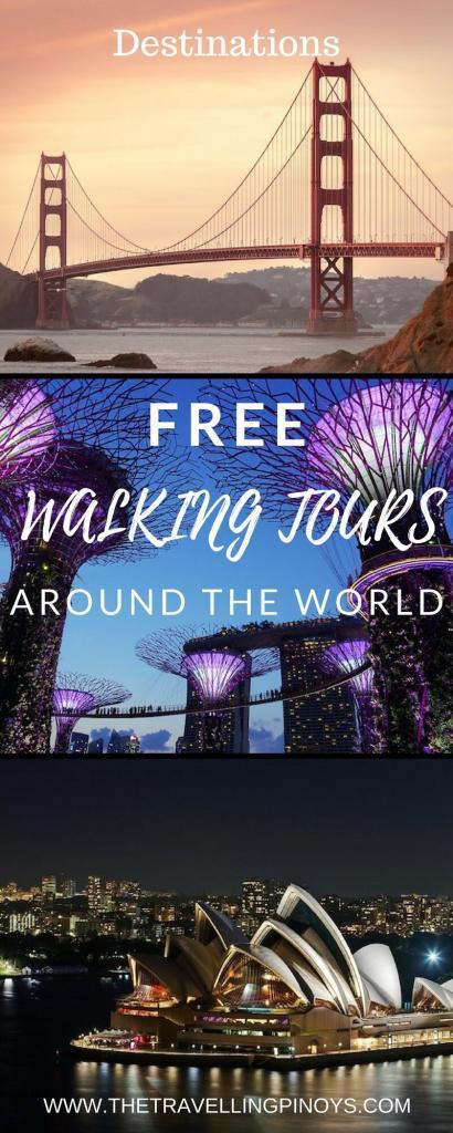 free walking tours around the world